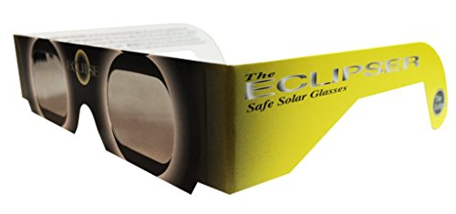 Solar Eclipse Glasses Safe Solar Shades - Pack of 4