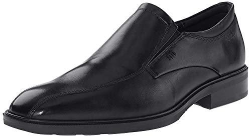 ECCO Men's Illinois Slip On Loafer, Black, 45 EU/11-11.5 M US