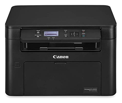 Canon imageCLASS MF113w - Multifunction, Wireless, Mobile Ready Laser Printer, Black, Small