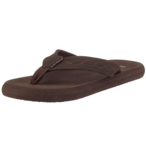 Reef Women's Seaside Sandal,Brown/Brown,6 M