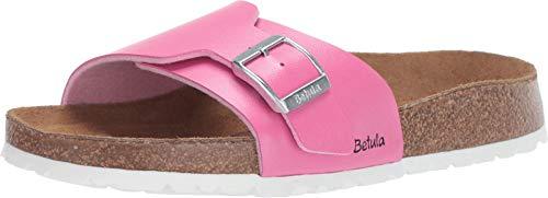 Birkenstock Betula Licensed Catalina Soft Pink Birko-Flor 39 (US Women's 8-8.5) B (M)