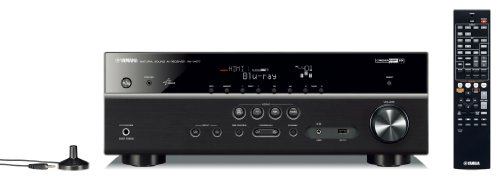 Yamaha RX-V477 5.1-Channel Network AV Receiver with Airplay (Discontinued by Manufacturer)