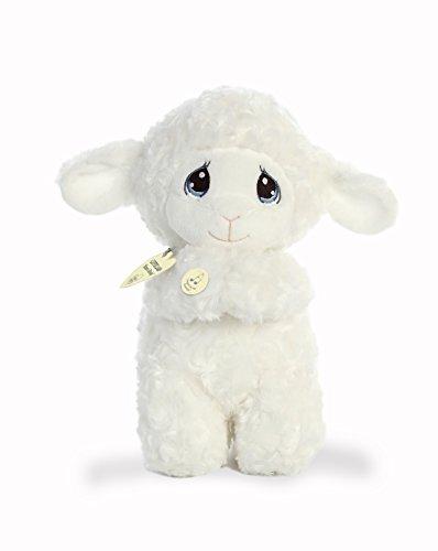 Aurora - Precious Moments - 10' Luffie Prayer Lamb - Spanish