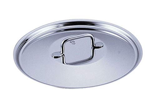 Sitram Catering 11-Inch Commercial Stainless Steel Lid