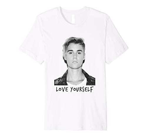 Justin Bieber Official Love Yourself Premium T-Shirt