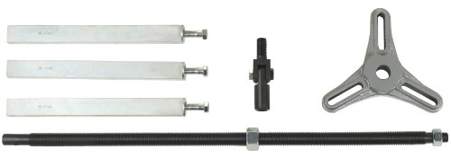 OTC 1200 Manual Wet or Dry Cylinder Sleeve Puller Set for Most Truck, Bus, and Tractor Engines