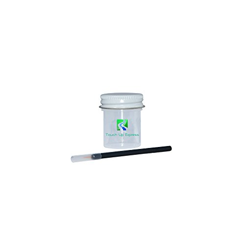 Touch Up Express Paint for Hyundai Sonata S3B Phantom Black Met 2 oz & 1 oz Combo Touch Up KitFor Car Truck or Auto