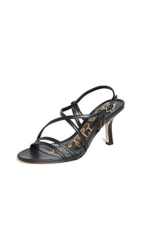 Sam Edelman womens Paislee Heeled Sandal Black 8 M
