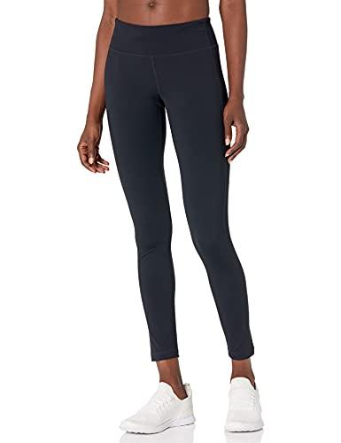 Core 10 Women's Build Your Own Flashflex Run Legging-24 (XS-XL, Plus Size 1X-3X), Black, 1X