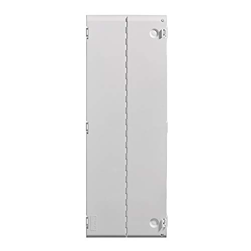 Leviton 49605-42S 42' Wireless Structured Media Center Vented Hinged Door Only, White