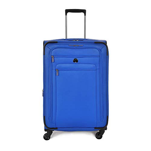 DELSEY Paris Delsey Luggage Helium Sky 2.0 25\ Expandable Spinner Trolley (Blue)