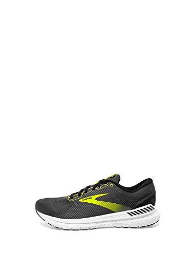 Brooks Men's Transcend 7 Running Shoe, Black/Ebony/Nightlife, 9.5 UK