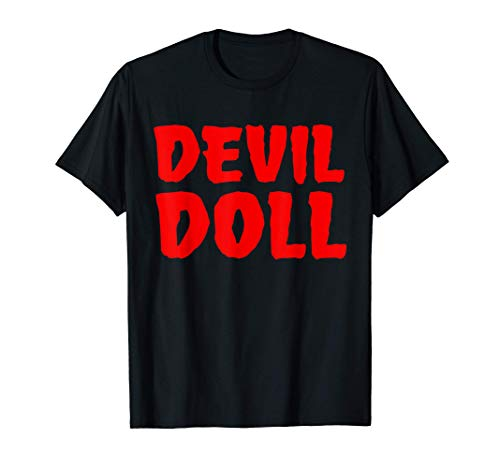 Devil Doll Pastel Goth Kawaii Punk T-Shirt