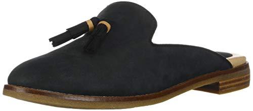 Sperry Womens Seaport Levy Tassel Mule Loafer, Black, 8