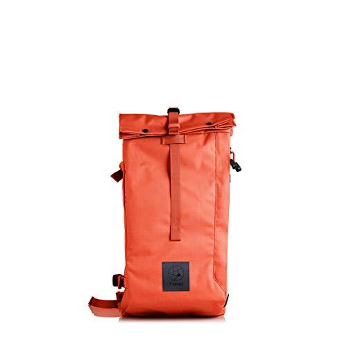 f-stop – Fitzroy 11L Roll Top Camera Sling Bag for DSLR, Mirrorless, Urban, Travel Photography f-stop - Fitzroy - Sling Camera Pack (Nasturtium Orange)