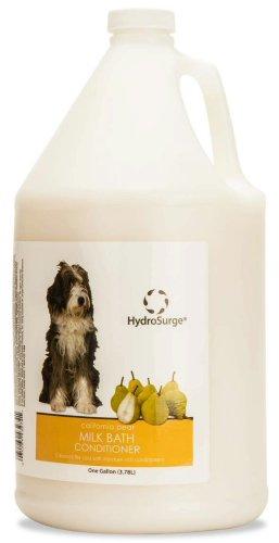 Oster Hydrosurge Premium Milk Bath Conditioner, California Pear 1 Gallon