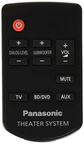 Panasonic N2QAYC000064 Remote Control