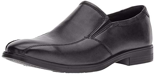 ECCO Men's Melbourne Slip-on Loafer,black,42 EU/8-8.5 M US