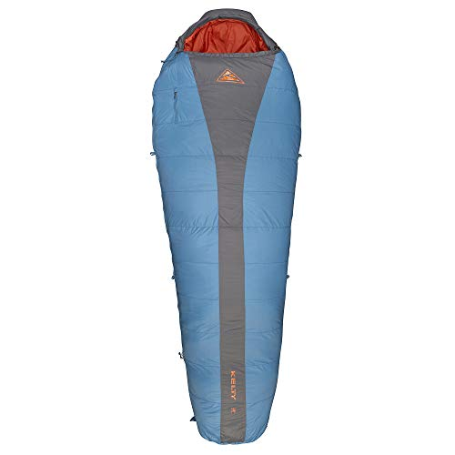 Kelty Cosmic 20 Degree Down Sleeping Bag - Regular - Ultralight Backpacking Camping Sleeping Bag with Stuff Sack