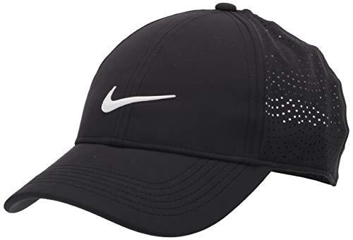Nike Women's Nike Aerobill Heritage86 Performance Hat, Black/Anthracite/White, Misc