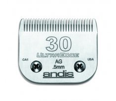 Andis Ultra-Edge Professional Grooming Blade No. 30 Size 0.5mm