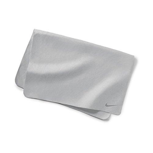 NIKE Large Hydro Towel Wolf Grey