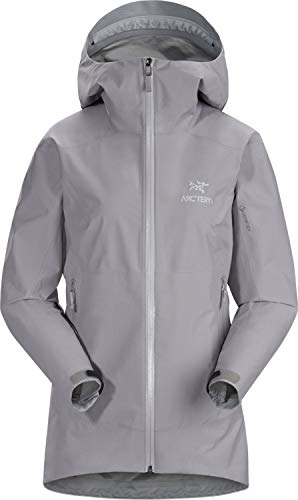 Arc'teryx Zeta SL Jacket Women's | Superlight Waterproof GORE-TEX Shell Jacket for Hiking | Antenna, Large