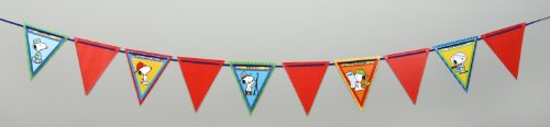 Eureka Pennant Peanuts You Can Be Anything Banner, Measures 10 ft Long