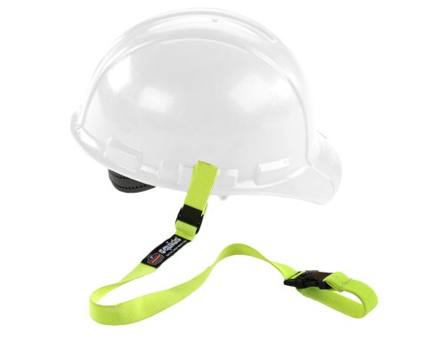 Lanyard with Buckle End, Easily Attaches to Hard Hat, Tools, or Small Valuables, Weight Capacity 2lbs, Ergodyne Squids 3150,Lime