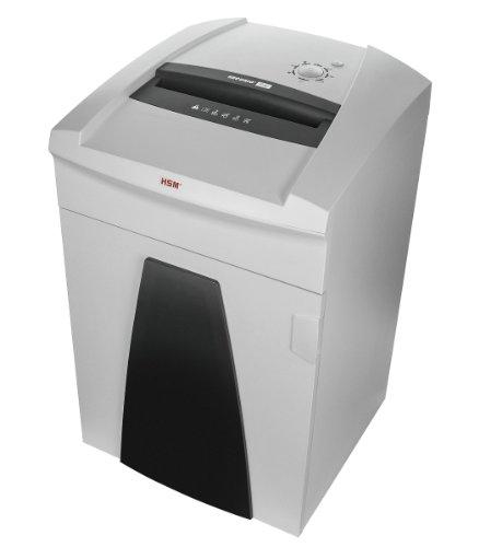 HSM SECURIO P40s 1/4-Inch, 58-60 Sheet, Strip-Cut,  40-Gallon Capacity Shredder