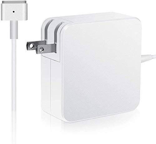 Universal Charger, AC 60W T-Tip Power Adapter Charger Replacement for Mac Pro 13 Inch (for Mac Pro Released After 2012)