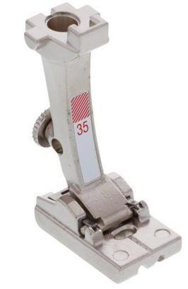 Sew-link #35N - Invisible Zipper Foot for Bernina New Style