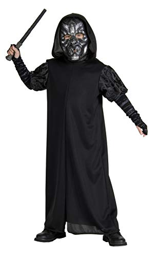 Harry Potter Child's Death Eater Costume, Large