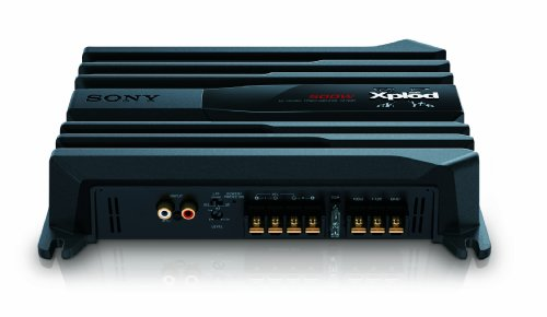 Sony XMN502 2/1 Channel 500-Watt Amplifier
