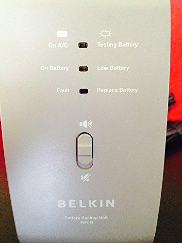 Belkin RG BATTERY BACKUP REVISION B 12V DC UPS BU3DC001-12V