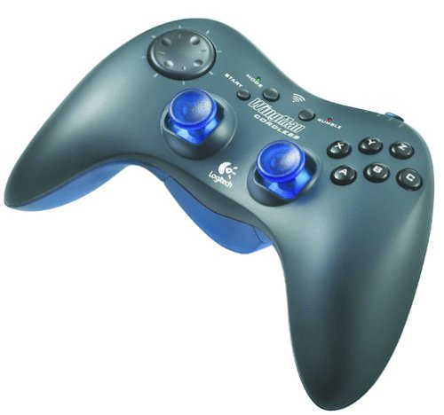 Logitech WingMan Cordless Rumblepad 2.4 GHz (USB)