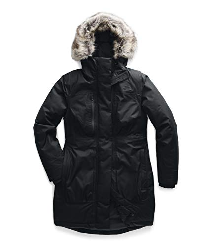 The North Face Downtown Parka TNF Black SM