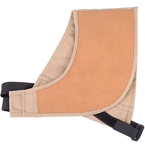 vomvomp Shoot Shoulder Pad Field Shield Recoil Reducer Shooting Shirt Vest for Shotgun Rifle (Rectangular) (Rectangular)