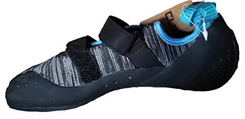 Climb X Gear Icon Rock Climbing Shoe Knit 2019 (13, Gray)
