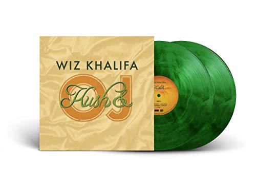 Kush & Orange Juice [2 LP] [Transparent Green/Black-Galaxy E