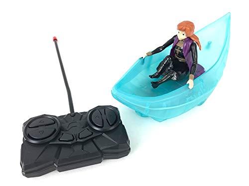 Disney Frozen 2 Remote Control Anna's Canoe Anna RC Toy