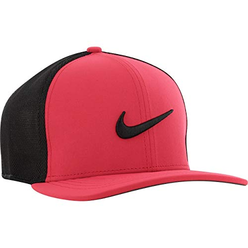 Nike AeroBill Classic99 Perforated Hat Sierra Red/Anthracite One Size
