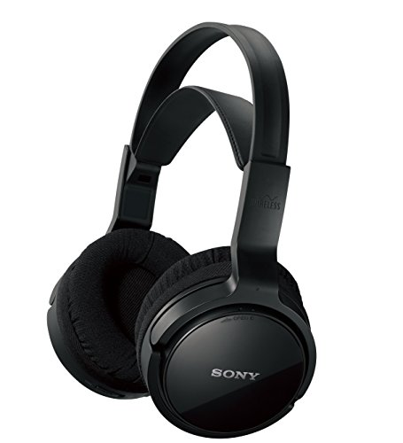 Sony Wireless RF Headphones for Watching TV (MDR-RF912RK)