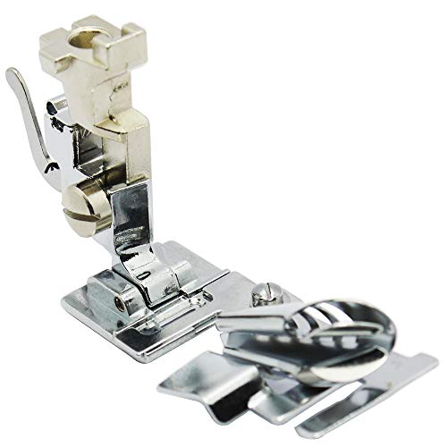 DREAMSTITCH 5011-19 Snap On Bias Binder Foot with 0083677000 (#75) Shank for All Bernina New Style Sewing Machine Activa Artista Aurora Virtuosa