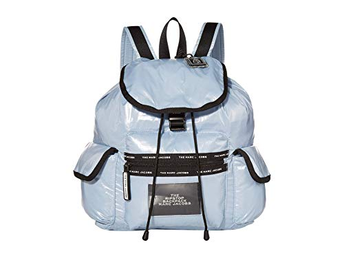 Marc Jacobs The Ripstop Backpack Blue Mist One Size