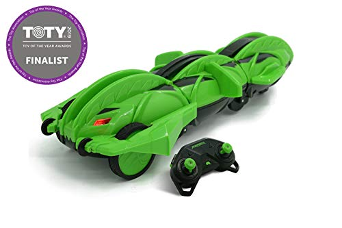 Terrasect Remote Control Transforming Vehicle, Green, 2.4 Ghz, 13.8'