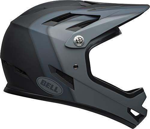 Bell Sanction Adult Full Face Bike Helmet (Presences Matte Black (2019), Large)