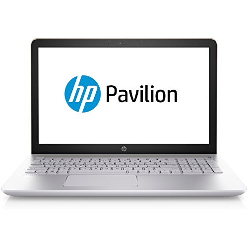 HP 1KU09UAR#ABA Pavilion - 15-cc067cl Laptop, Windows 10 Home, Intel Core i7 7500U, 2.7 GHz, 8 GB RAM