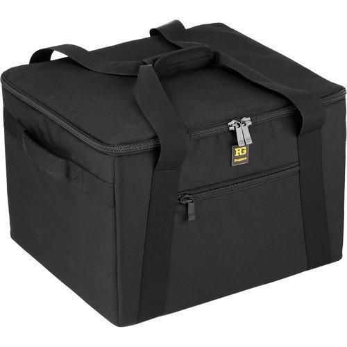 Ruggard Folding Padded Printer Carrying Case (Black)