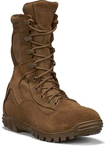 B Belleville Arm Your Feet Men's C793 Waterproof Assault Flight Boot, Coyote - 9.5 R